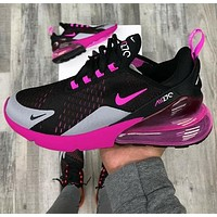 Nike Fashion Women Breathable Air Cushion Running Sneakers Sport Shoes