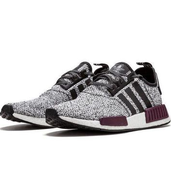 PEAPON Adidas NMD_R1 J Trending Running Sports Shoes Sneakers H 9-1