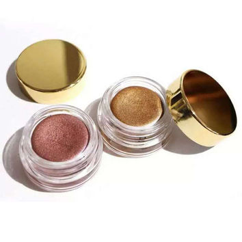 Quality Professional Eyeshadow Palette Makeup COSMETICS CREME EYE SHADOW BIRTHDAY EDITION COPPER AND ROSE GOLD