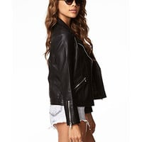 Secret Rebel Moto Jacket