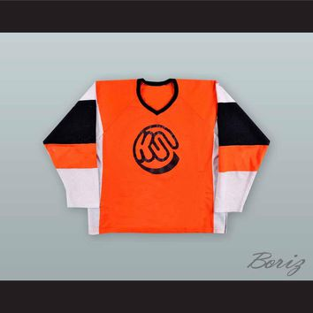 Kuessnachter SC Orange Hockey Jersey