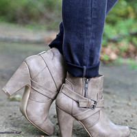 Madden Girl {Sharpen} Booties