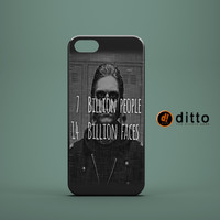 AMERICAN HORROR STORY TWO FACED Design Custom Case by ditto! for Samsung Galaxy s3 s4 & s5 and Note 2 3 4 iPhone 6 6 Plus iPhone 5 5s 5c iPhone 4 4s