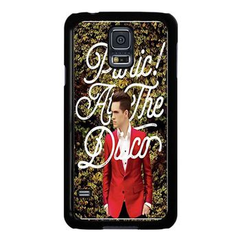Panic At The Disco - Green Ivy Samsung Galaxy S5 Case