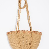 Sandbar Straw Crossbody