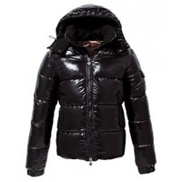 Mens Moncler Himalaya Down Jackets in Black