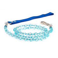 Turquoise Leash by Fabuleash