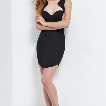 Selfie Leslie Bustier Bodycon Dress at PacSun.com