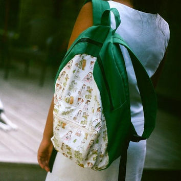 Moonrise kingdom backpack
