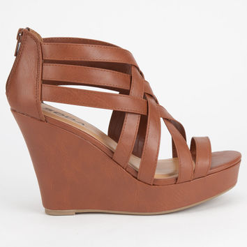 SODA Jorgina Womens Wedges | Heels & Wedges