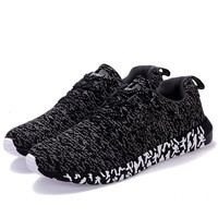 Zefte-New Breathable Men Casual Shoes Woven Shoes Sneakers Fashion Trainers  Flats Casual Tenis Masculino Adulto