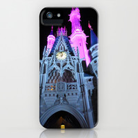 Disney Castle iPhone & iPod Case by Danika Rocks | Society6