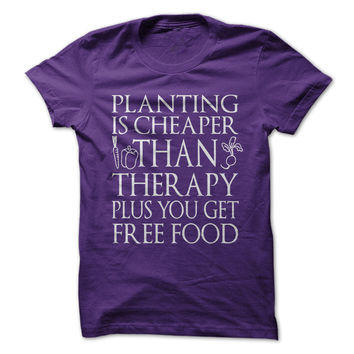 Planting Is Cheaper
