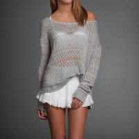 Iris Shine Sweater