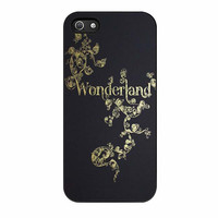 wonderland alice fairytale cases for iphone se 5 5s 5c 4 4s 6 6s plus