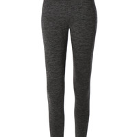 LE3NO Womens High-Rise Slimming Moisture Wicking Performance Yoga Pants