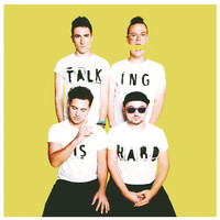 WALK THE MOON Talking Is Hard LP | Vinyl