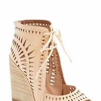 "Women's Jeffrey Campbell 'Rodillo-Hi' Wedge Sandal, 3 1/2"" heel"