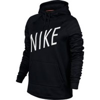 Nike Women's Therma Embossed Graphic Hoodie | DICK'S Sporting Goods