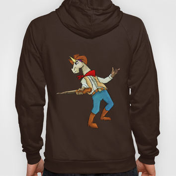 Freeze Unicorn Hoody by That's So Unicorny | Society6