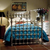 Portcullis Nickel Bed | Nickel Plate