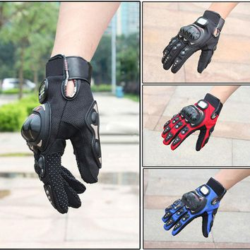 Motocross Pro-Biker Full Finger Gloves