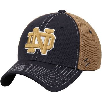 Notre Dame Fighting Irish Zephyr Rally Flex Hat