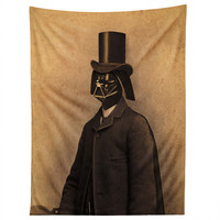 Terry Fan Lord Vadersworth Tapestry