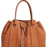 Tory Burch Amalfi Woven Leather Tote | Nordstrom