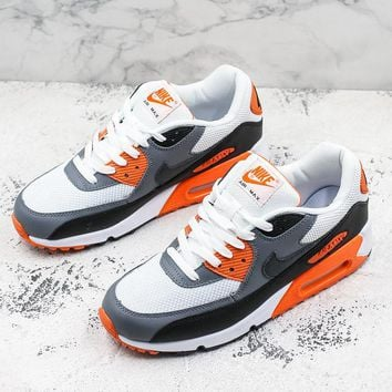 Nike Air Max 90 Essential White/Anthracite-Cool Grey-Black - Best Deal Online