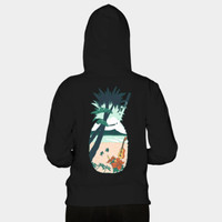 Aloha Crewneck By Messing Design By Humans