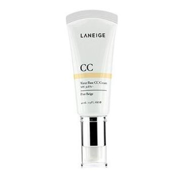 Laneige Water Base CC Cream SPF 36 PA++ Pure Beige (Manufacture Date: 11/2014) Skincare