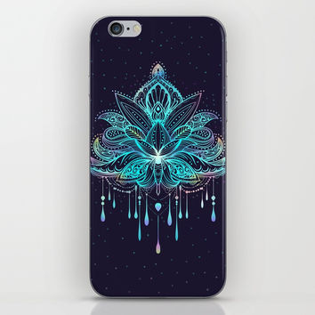 Mandala iPhone Skin by printapix
