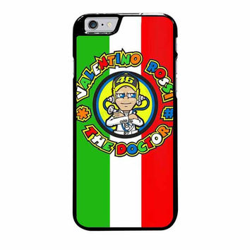 valentino rossi the doctor 46 iphone 6 plus 6s plus 4 4s 5 5s 5c 6 6s cases