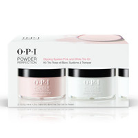 OPI Powder Perfection Dipping System Pink and White Trio Kit