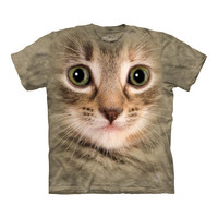 Big Face Kitten T-Shirt at Firebox.com