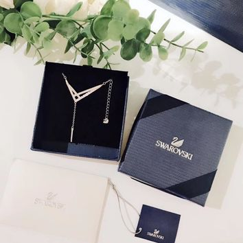 Gold & Silver Tone Layered Necklace for Women Girls Sexy Long Choker Chain Necklace Bar Feather Pendent Necklace Sets