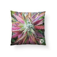Myster Pillow - Colorful Canna