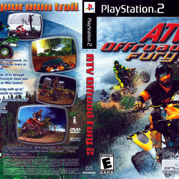 ATV Offroad Fury 2 - Playstation 2 (Game Only)