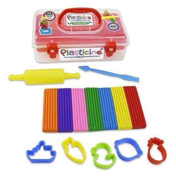 Plasticine Tool Set | No-Dry Modeling Clay