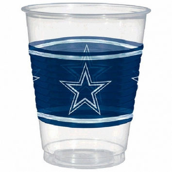 NFL Dallas Cowboys Cups | x 25