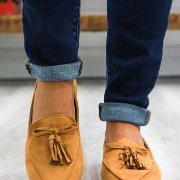 Julianna Loafers - Camel