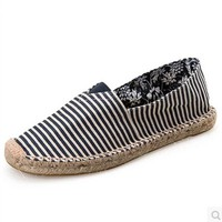 Women's Shoes Casual slip on Flats espadrilles Loafers P3d42