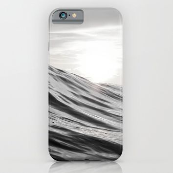 Motion of Water iPhone & iPod Case by Nicklas Gustafsson