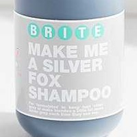 Brite Organix Make Me A Silver Fox Conditioner | Urban Outfitters