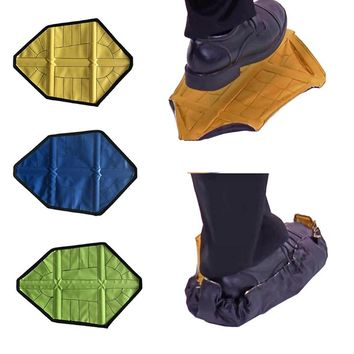 Reusable Hands Free One Step Shoe Cover Protector
