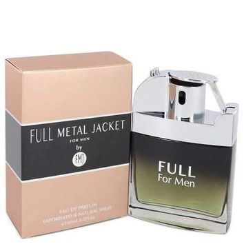 Full by FMJ by Parisis Parfums Eau De Parfum Spray 3.3 oz (Men)