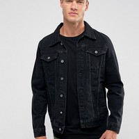 Loyalty and Faith Denim Jacket at asos.com