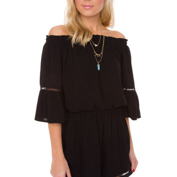 Just A Wish Romper