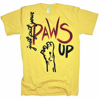 Lady Gaga - Just Put Your Paws Up T-Shirt (XS-XL)